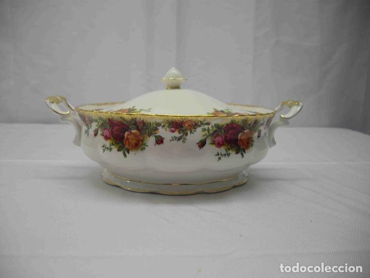 vajilla old country roses royal albert - Comprar Porcelana ...