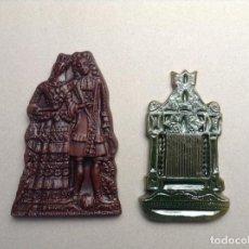 Antigüedades: PLACAS DE TERRACOTA. Lote 191826951