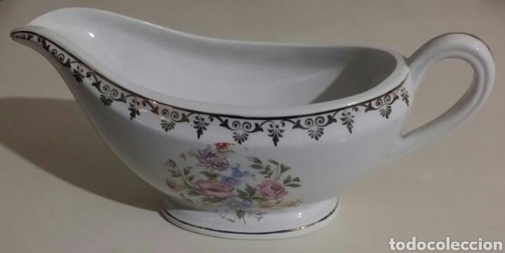 SALSERA CERÁMICA VARGAS SEGOVIA (Antigüedades - Porcelanas y Cerámicas - Otras)