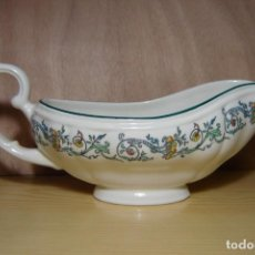 Antigüedades: SALSERA ( MOD. TOSCANA) - SAN CLAUDIO. Lote 191994552