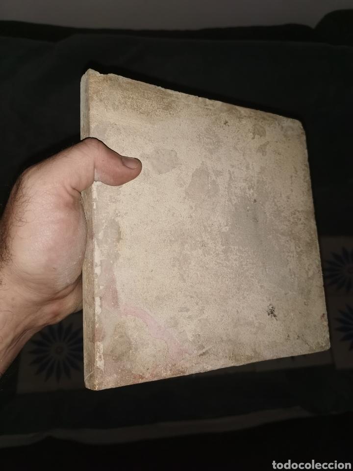 Antigüedades: 10 azulejos granadinos. Principios de siglo XX - Foto 6 - 191994567