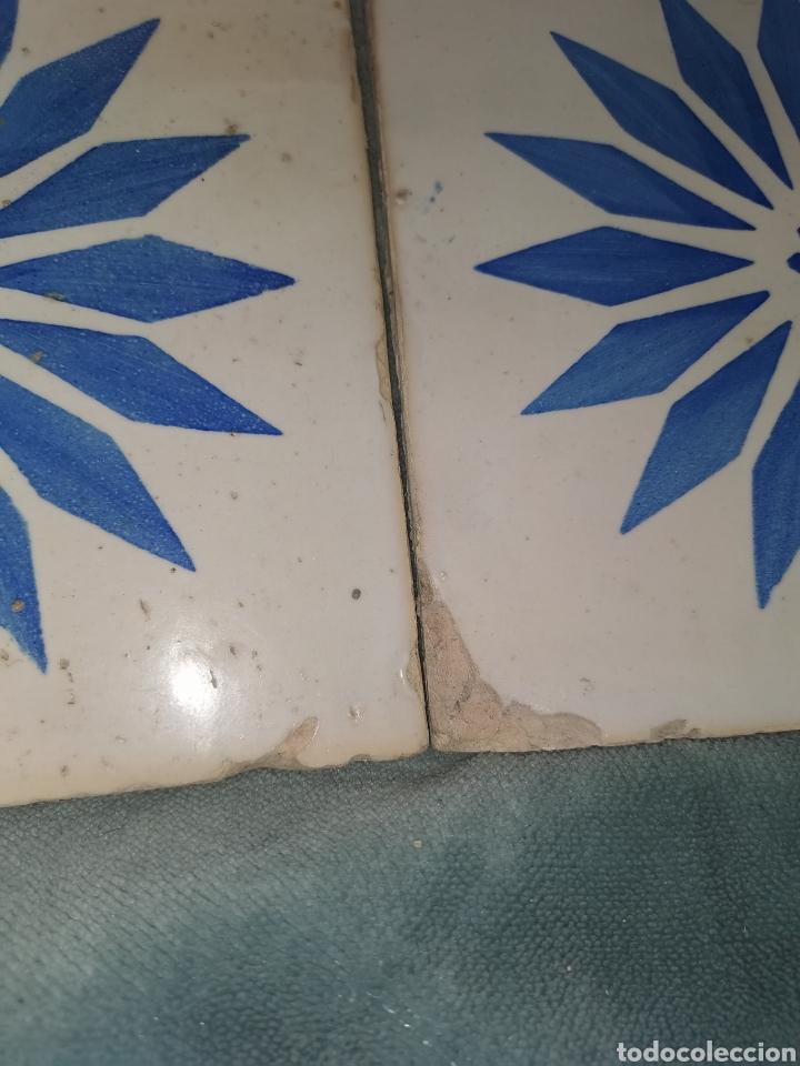 Antigüedades: 10 azulejos granadinos. Principios de siglo XX - Foto 8 - 191994567