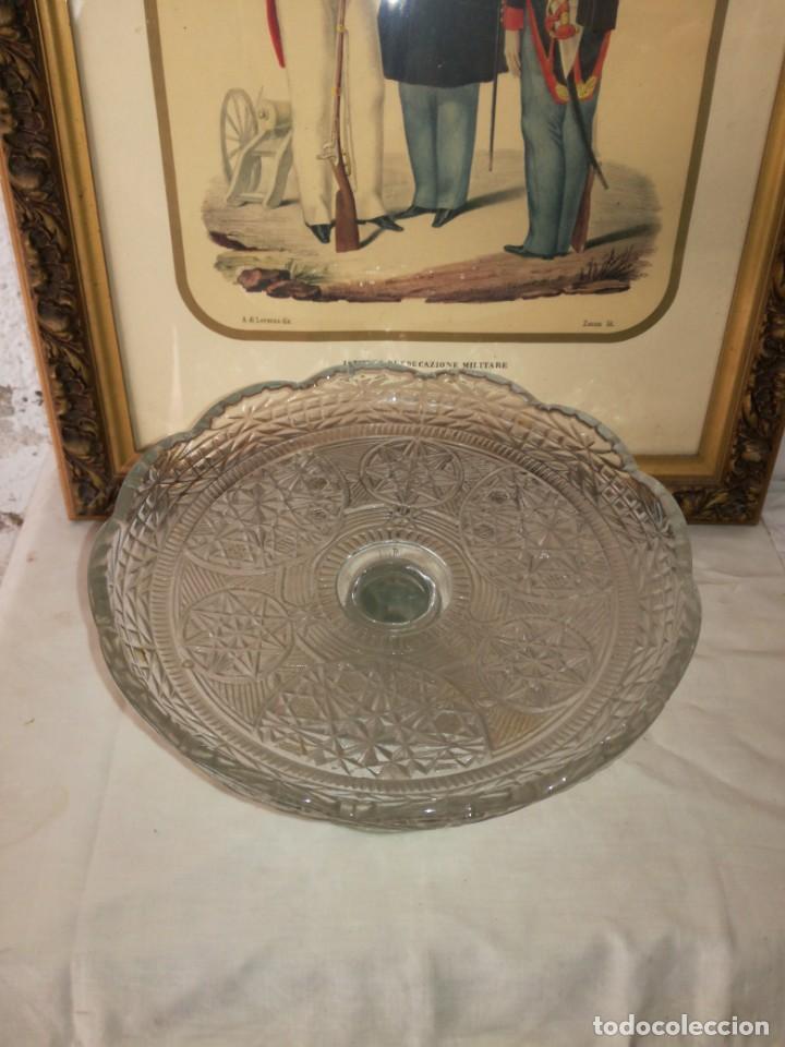 ANTIGUO FRUTERO CRISTAL (Antigüedades - Cristal y Vidrio - Santa Lucía de Cartagena)