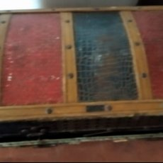 Antigüedades: BAÚL ANTIGUO. Lote 192136717