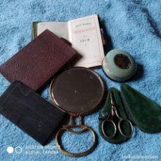 Antiquités: LOTE INTERIOR BOLSO DE MUJER. Lote 192039992