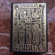 Antigüedades: SAGRADA BIBLIA EDICIÓN FACSIMILAR DE LA IMPRESA EN 1884. Lote 192147110