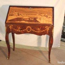 Antigüedades: ESCRITORIO BURO PAISAJE. Lote 192156353