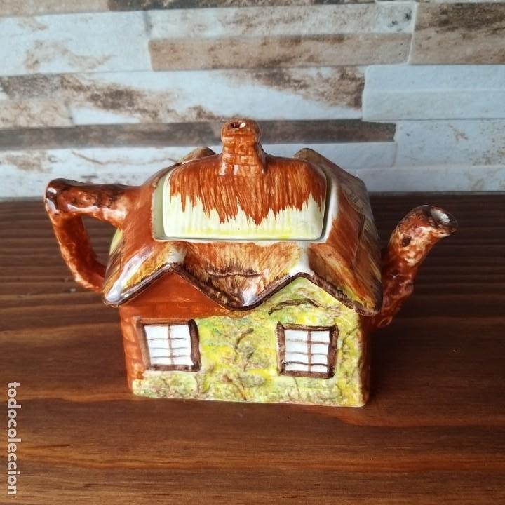 TETERA INGLESA AÑOS 60 PRICE KENSINGTON (Antigüedades - Porcelanas y Cerámicas - Inglesa, Bristol y Otros)