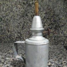 Antigüedades: ANTIGUA LÁMPARA DE PETRÓLEO O ACEITE. Lote 192190170
