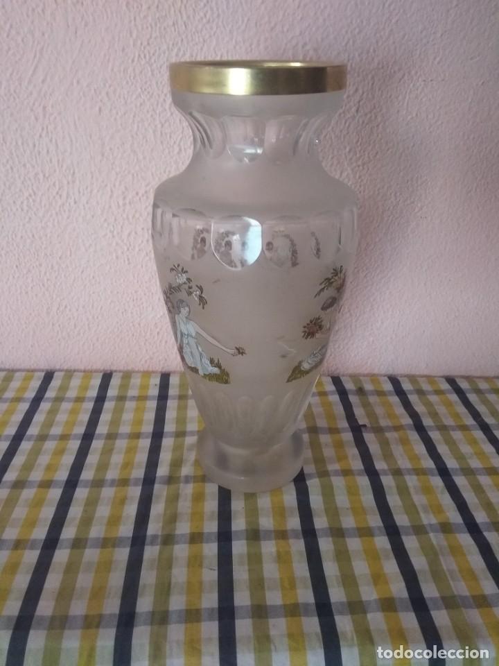 Antigüedades: Precioso jarrón antiguo - Foto 2 - 192196820