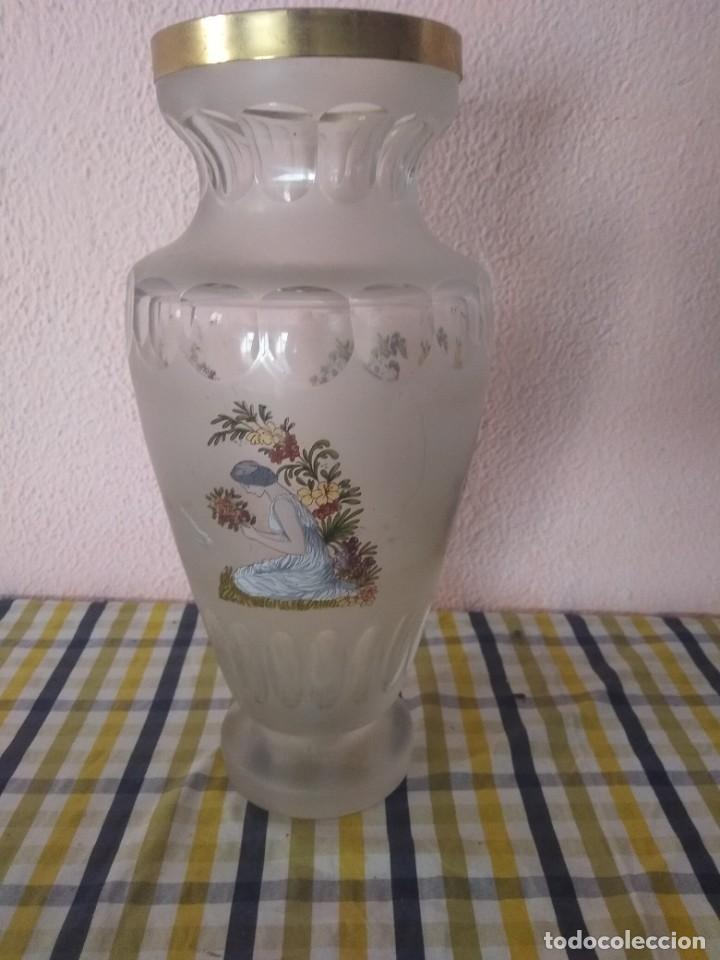 Antigüedades: Precioso jarrón antiguo - Foto 3 - 192196820