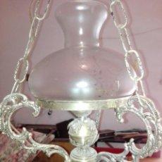 Antigüedades: FAROL DE BRONCE. Lote 192210826