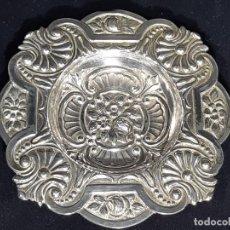 Antigüedades: BANDEJA DE PLATA. ESPAÑA. SIGLO XX.. Lote 192232332