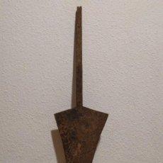 Antigüedades: GRANDE REJA DE ARADO ROMANO, REJÓN.. Lote 192275466
