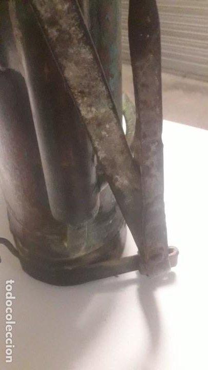 Antigüedades: Sulfatador cobre - Foto 5 - 192284192