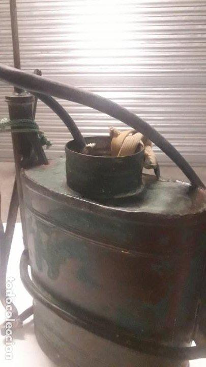 Antigüedades: Sulfatador cobre - Foto 8 - 192284192