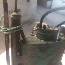 Antigüedades: SULFATADOR COBRE. Lote 192284192