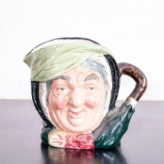 Antigüedades: JARRA ANTIGUA ROYAL DOULTON. Lote 192287438