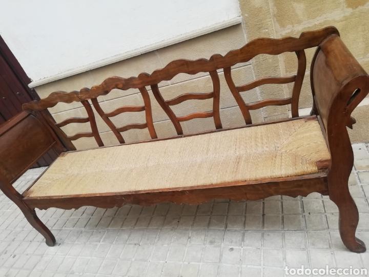 SOFÁ ANTIGUO (Antigüedades - Muebles Antiguos - Sofás Antiguos)