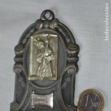Antigüedades: BENDITERA / NUESTRO PADRE - JESÚS DEL GRAN PODER - RECUERDO DE SEVILLA - ¡MIRA FOTOS Y DETALLES!. Lote 192341330