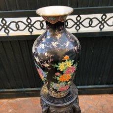 Antigüedades: MAGNIFICO JARRÓN CHINO ANTIGUO, BUEN TAMAÑO. Lote 192446422