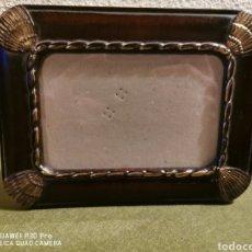 Antigüedades: MARCO DE MADERA TALLADO. Lote 192495145