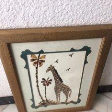 Antigüedades: MARCO DORADO. Lote 192587402
