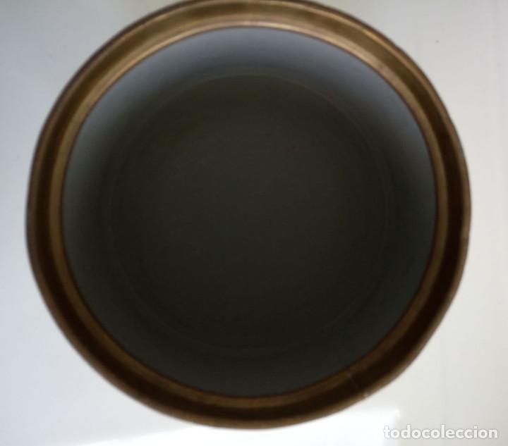 Antigüedades: Macetero de bronce - Foto 3 - 192618092