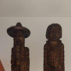 Antigüedades: FIGURAS ORIENTALES DE MARMOL. Lote 192718667