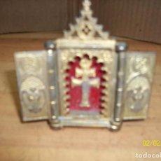 Antigüedades: CRUZ DE CARAVACA. Lote 192748288