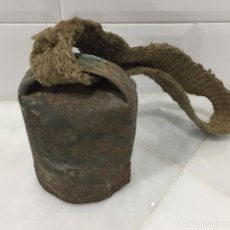 Antigüedades: ANTIGUO GRAN CENCERRO. Lote 192842930