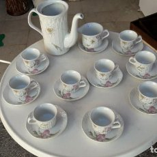 Antigüedades: JUEGO DE CAFE. Lote 192869870