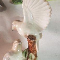 Antigüedades: PALOMAS-CLEAN ,MADE IN SPAIN. Lote 192890390