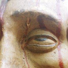Antigüedades: CABEZA DE CRISTO. Lote 192981603