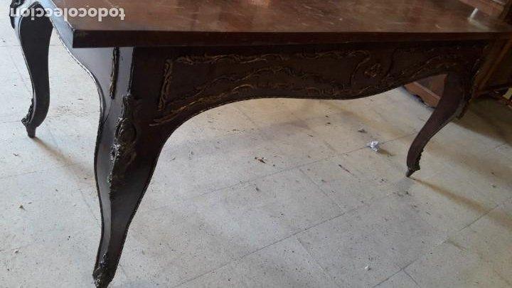 Antigüedades: Mesa despacho estilo frances - Foto 3 - 193069477