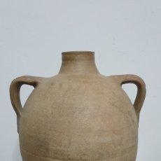Antigüedades: CÁNTARO DE ALFAR LEVANTINO EXTINGUIDO.. Lote 193166288