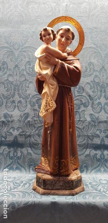 SAN ANTONIO DE PADUA (Antigüedades - Religiosas - Varios)