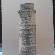 Antigüedades: 3.- TUBO ANTIGUO EN CERAMICA - BAJANTE DE AGUAS PLUVIALES - LA PUEBLA DE MONTALBAN ( TOLEDO ). Lote 193271338