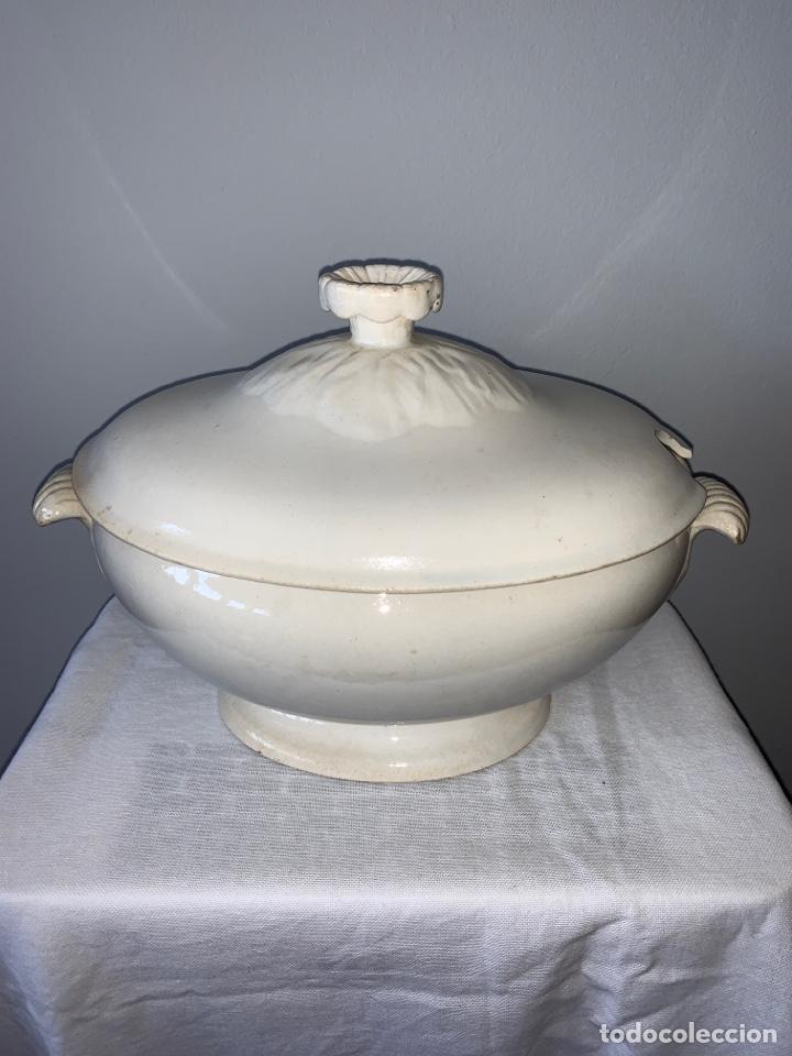SOPERA DE SARGADELOS PRIMERA ÉPOCA (Antigüedades - Porcelanas y Cerámicas - Sargadelos)