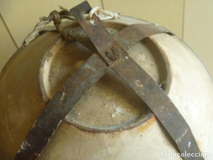 Antigüedades: Plato cerámica Puente del Arzobispo serie novia finales S XVIII ALTA COLECCIÓN VALOR MUSEISTICO - Foto 7 - 193408326