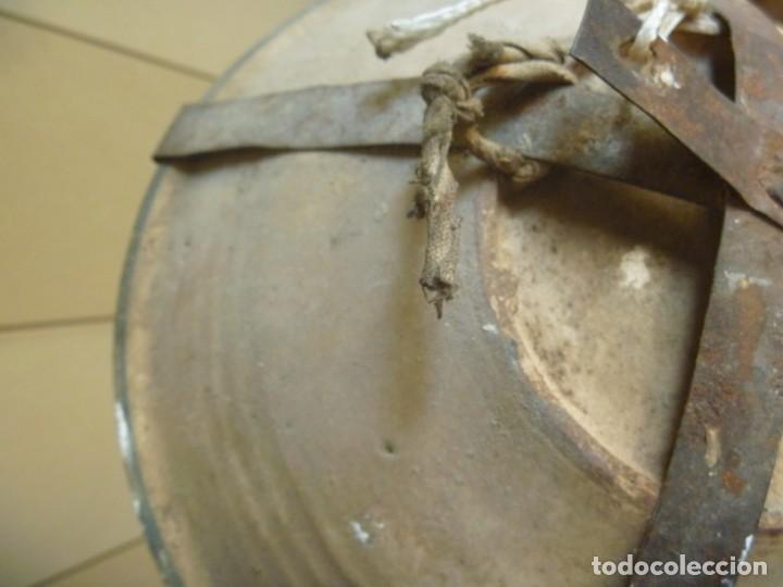 Antigüedades: Plato cerámica Puente del Arzobispo serie novia finales S XVIII ALTA COLECCIÓN VALOR MUSEISTICO - Foto 10 - 193408326