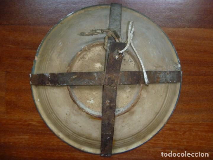 Antigüedades: Plato cerámica Puente del Arzobispo serie novia finales S XVIII ALTA COLECCIÓN VALOR MUSEISTICO - Foto 19 - 193408326
