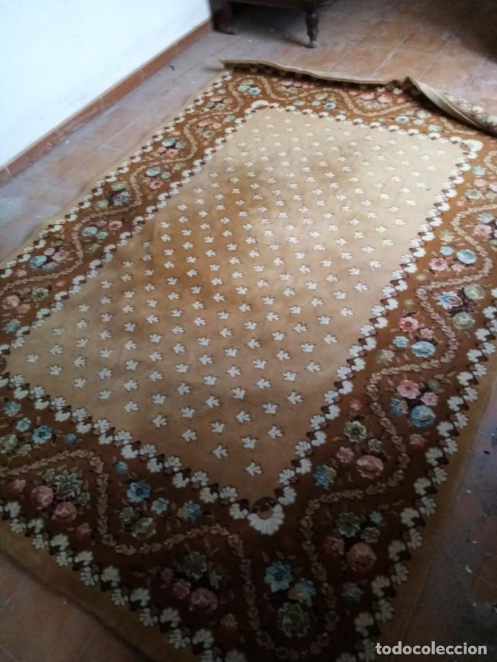 Antigüedades: alfombra - Foto 3 - 92710970