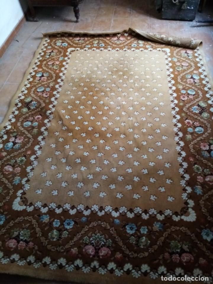 Antigüedades: alfombra - Foto 4 - 92710970