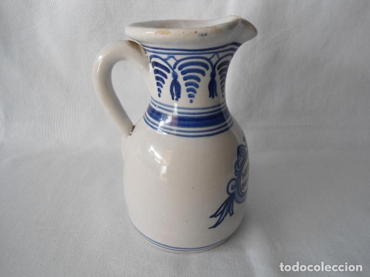 Antigüedades: JARRA DE VINO CERAMICA - Foto 3 - 193583362