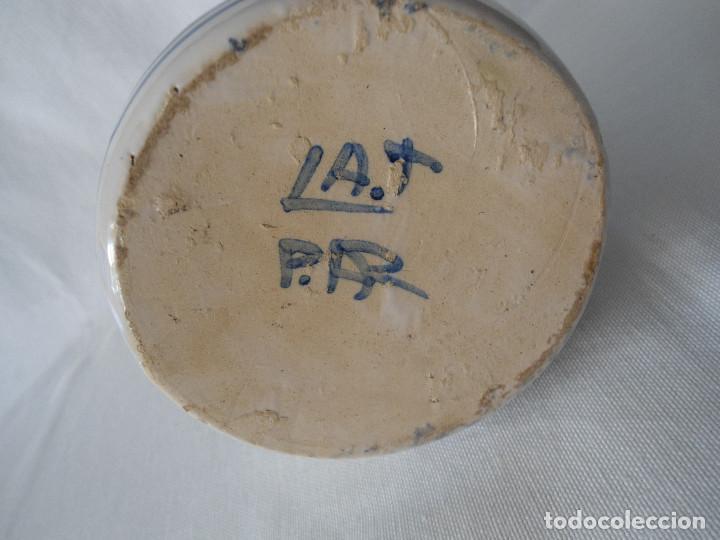 Antigüedades: JARRA DE VINO CERAMICA - Foto 5 - 193583362