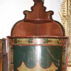 Antigüedades: RINCONERA PINTADA. Lote 193651757