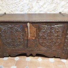 Antigüedades: ARCON TALLADO. Lote 193665557
