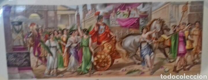 Antigüedades: Bandeja porcelana. Principio siglo XX - Foto 2 - 193712410