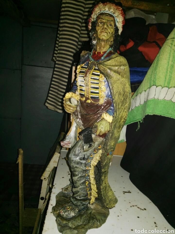Antigüedades: Indio figura preciosa - Foto 4 - 193716786